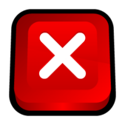 icon close exit windows program sign quit stop cancel logout window button cartoon 3d icons log pioneer ico pay performance