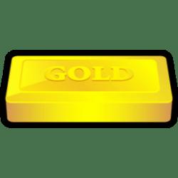 gold bar icon icons xp clip transparent background sleek basic hopstarter freeiconspng web iconseeker