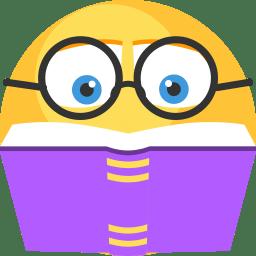 Study Icon  Flat Emoticons Iconset  IconsLand