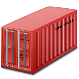 Container Icon  Transport Iconset  Iconsland
