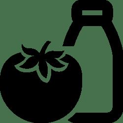 icon food icons vegeterian vegan foods meal vegetarian vegetable icons8 plant android brain grow conveying separate standard way pack international