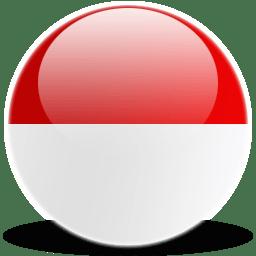 Indonesia Icon  Flags Iconset  IconsCity
