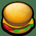 food icons hamburger icon ico iconshock 128 iconset icns