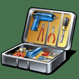 tool kit icon real