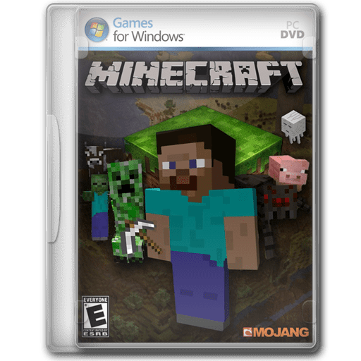 Minecraft Icon  Game Cover 51 Iconset  JenoCyber