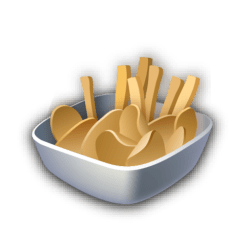 icon snack snacks recipe recipes food fast icons liu lemon ico pack transparent svg freeiconspng file overview findicons