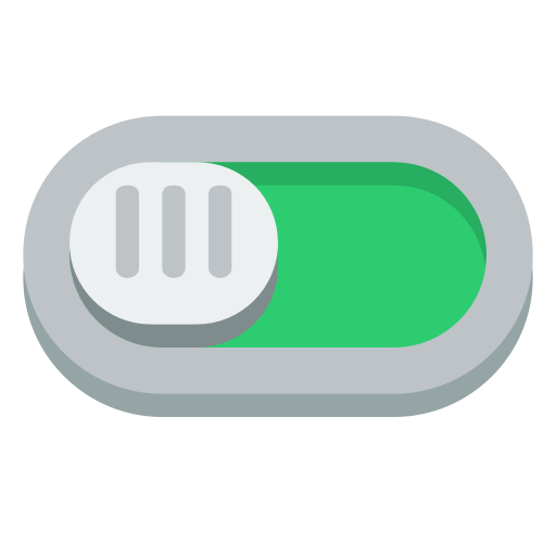 Switch on Icon   Small & Flat Iconset   paomedia