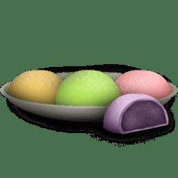 mochi icon food japanese icons ico iconset