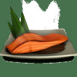salmon icon teriyaki food japanese icons