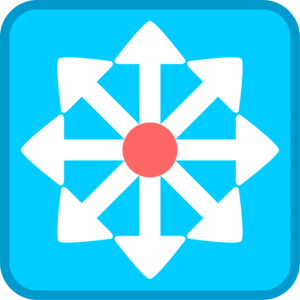 Multilayer Switch Icon | Cisco Networking Iconset | Yudha