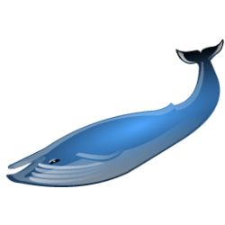whale icons iconshock icon 128px
