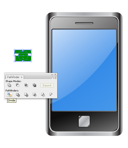 Phone Vector Tutorial 12 Step
