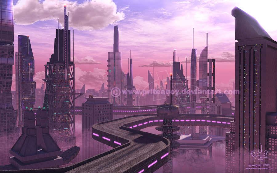 Mute City