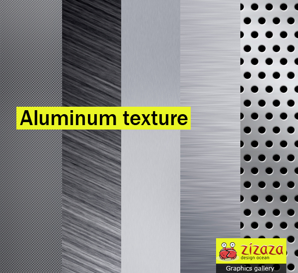 Texture - Aluminum