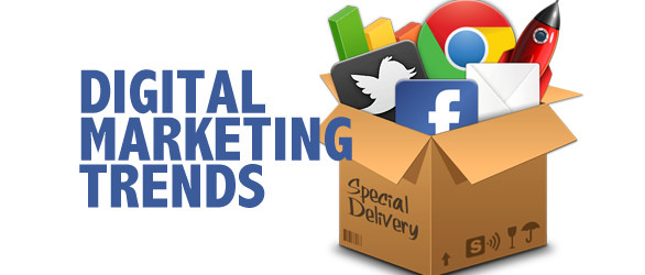 Top 5 Digital Marketing Trends of 2016