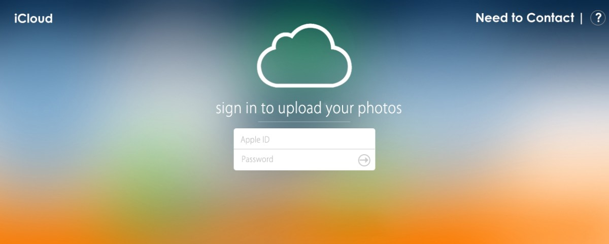 Photos not uploading to cloud photo library