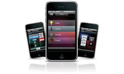 Crestron-Mobile iPhone App Controller