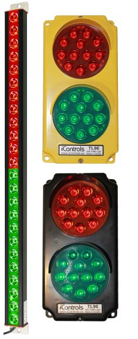 LED Stop and Go Traffic Lights | iControls Inc.