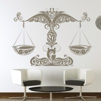 Decorative Scales Kitchen Wall Art Stickers Wall Decals