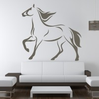 Dressage Horse Animals Wall Art Stickers Wall Decal ...