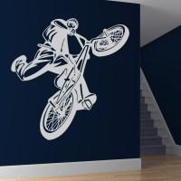 Best BMX Wall Decal - Home Design #921