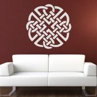 Knot Celtic Print Wall Art Sticker Wall Decal Transfers | eBay