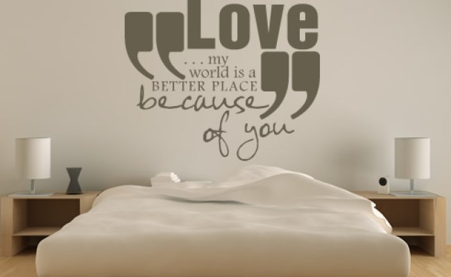 Love Wall Quotes Quotesgram
