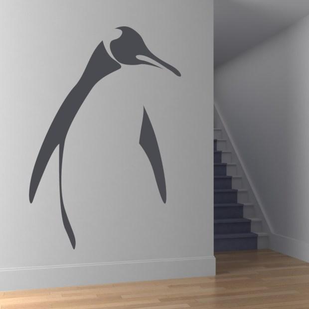 Penguin Wall Decals - Home Design Ideas