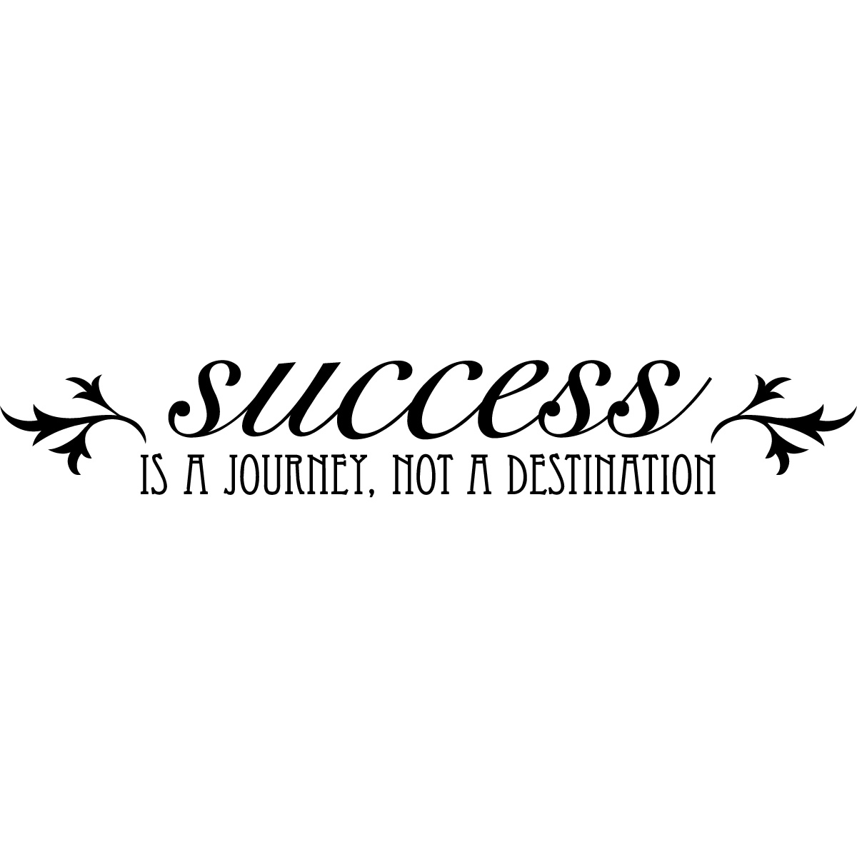 Giant leaps to Success: Success is a JOURNEY!