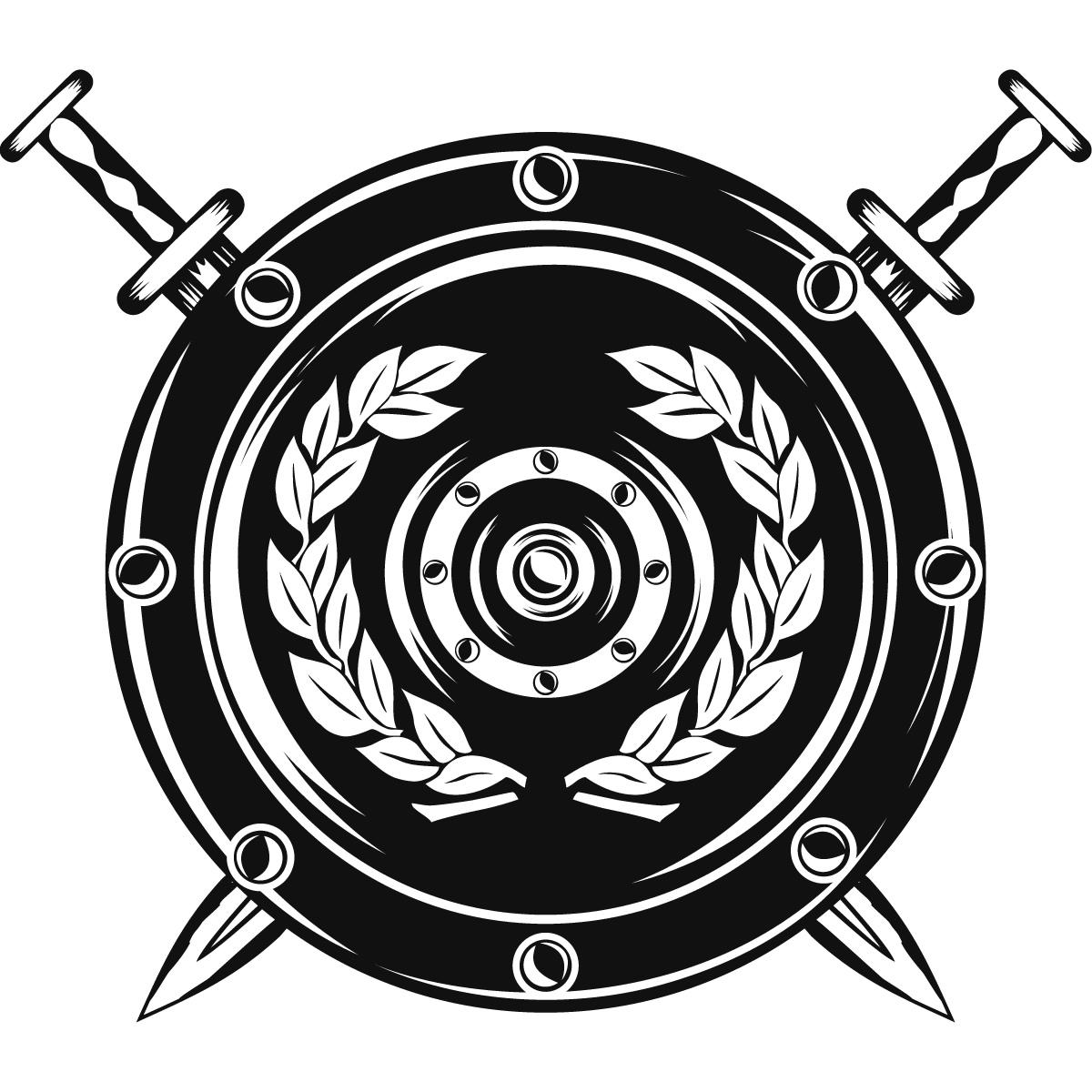 Knight Emblem Freak The Mighty