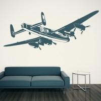 airplane wall decals 2017 - Grasscloth Wallpaper