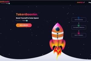 tokenbooster bounty platform