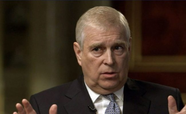 Prince Andrew Denies Sex With Epstein Victim I Was At