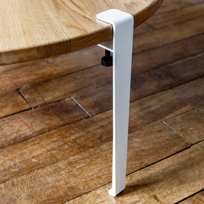 coffee table bench leg by tiptoe 43 cm