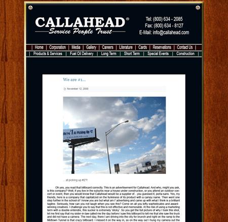callaheadsite
