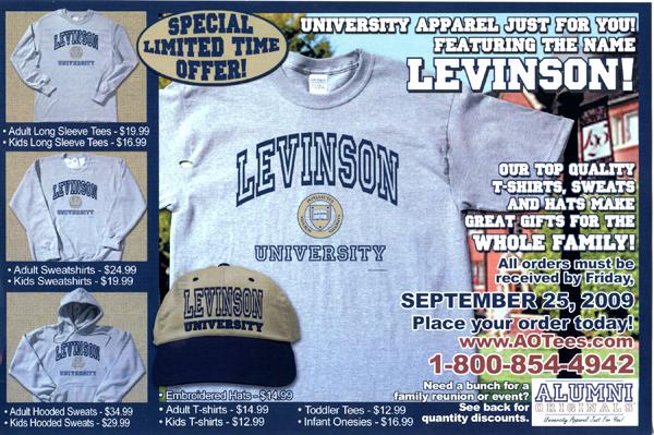 Levinson-University