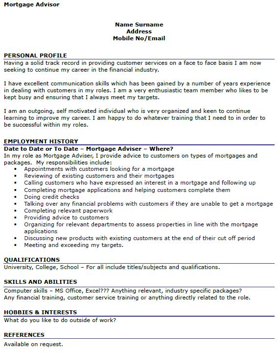 Example Cv Cover Letter | Cv Resume Graduate School