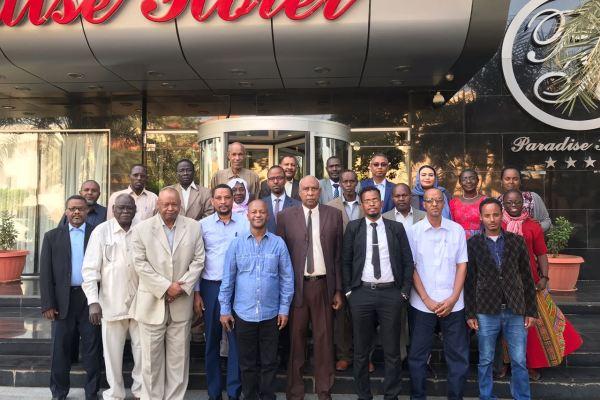 Sudan mission