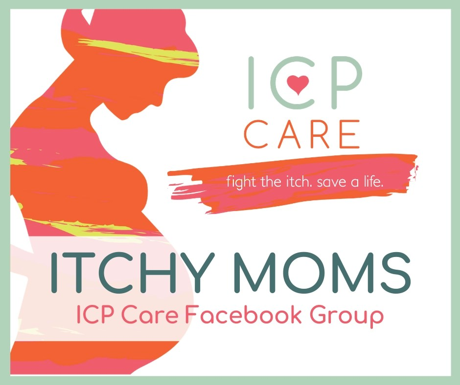 Itchy Moms ICP Care Facebook Page