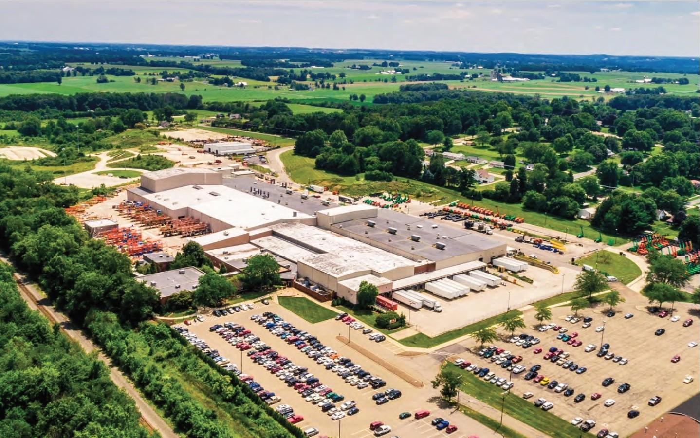 600 East Chestnut Orrville OH  Commercial Property for