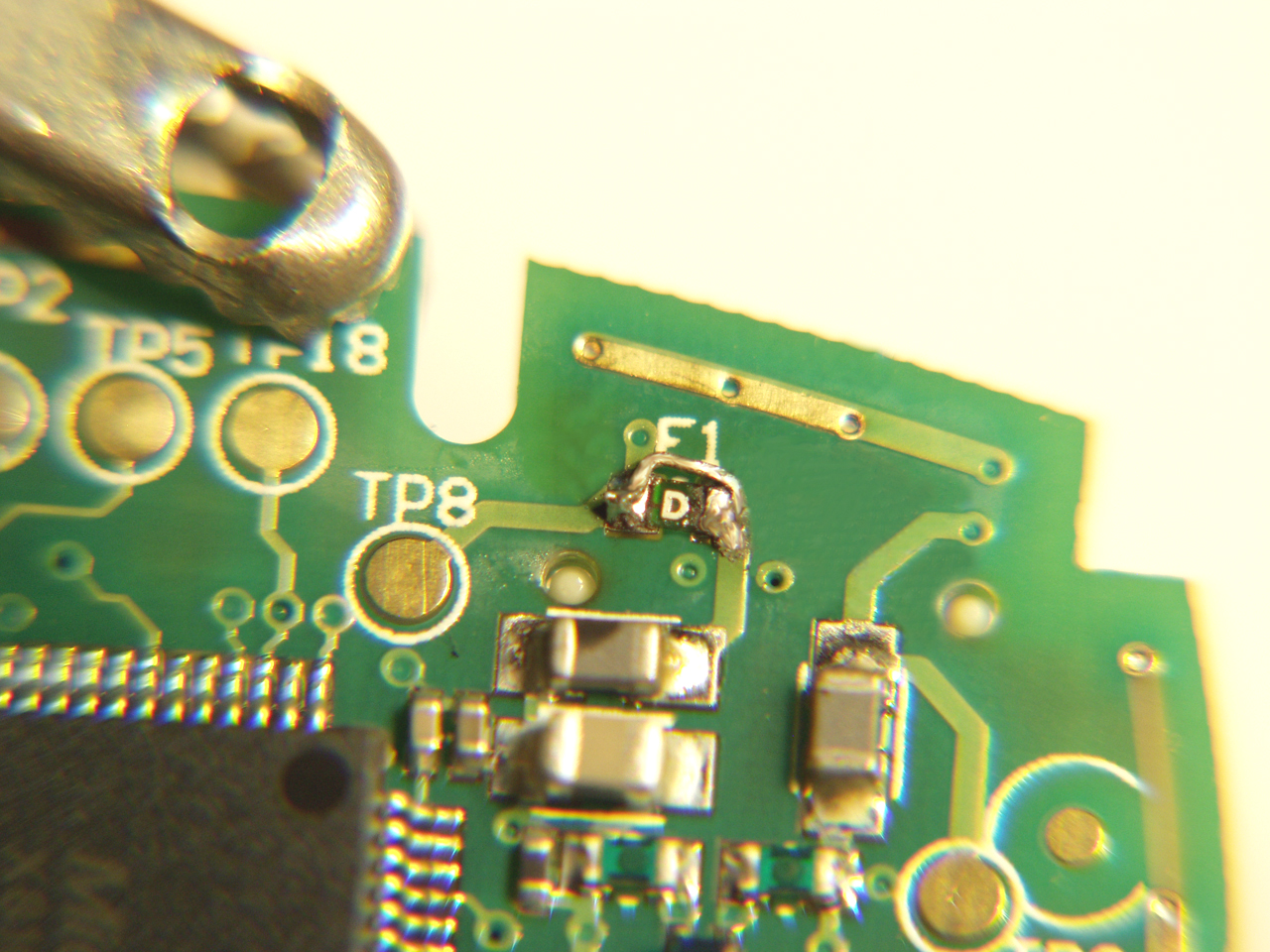 hight resolution of how to repair microsoft xbox 360 wireless gaming receiver forxbox 360 power supply fuse location