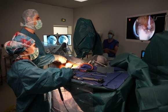 Arthroscopie de hanche