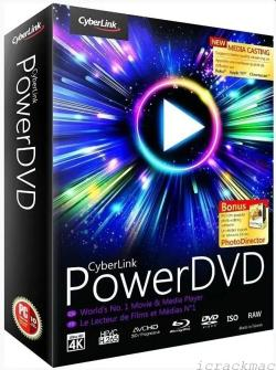 PowerDVD 19.0.1807.62 Crack