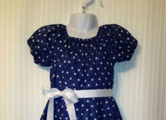 Fannie-Mooring-Polka-Dot-Twirly-Dress