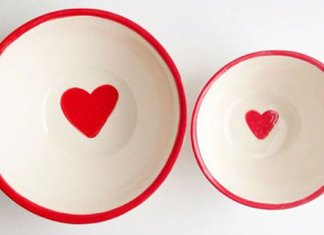 Pottery-Lodge-Ceramic-Heart-Nested-Bowls