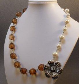 Vintage Blossom Necklace