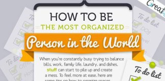 12 Ways to Organize Your Life