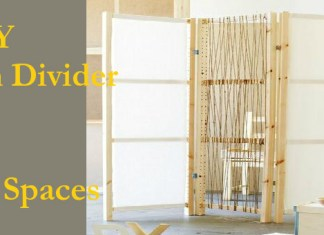 10 DIY Room Divider Ideas for Small Spaces