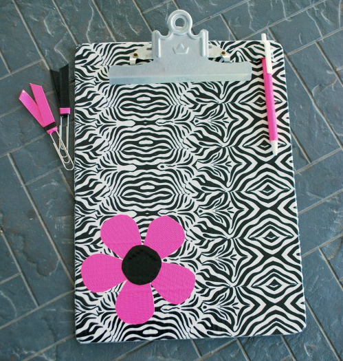 Duct Tape Clipboard