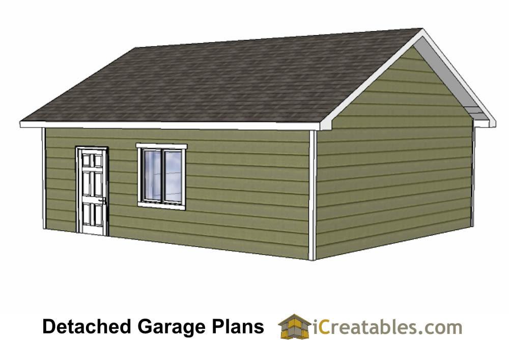 21 Perfect Images 24 X 24 Garage Plans
